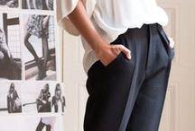 Moda / Moda e estilo... Estilo e moda