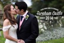 Farnham Castle Wedding Videos