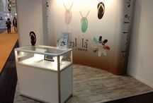 Midora Jewellery Fair / Shankla by Pavés at the Jewellery Show Midora www.midora.de In the city of Leipzig, Germany