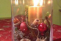 Vianočné dekorácie / O vianočných inšpiráciách
