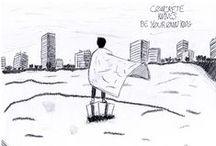 My Drawings / Mes dessins