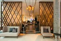 Hilton - Hotel Design / Our most recent hotel design for Hilton Hotels