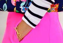 Vaše ideální barvy / Tipy a postřehy týkající se barev, oblečení, nákupů pro váš barevný typ.