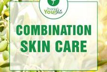 Combination Skin Care / Every Related to Combination Skin ❦ DIY ❦ Recipes ❦ Routine ❦ Natural ❦ Products ❦ Makeup ❦ Foundation ❦ Mask ❦ Moisturizer ❦ Facial Cleanser ❦ Anti aging ❦ Aloe Vera ❦ Baking Sodas ❦ Vitamins