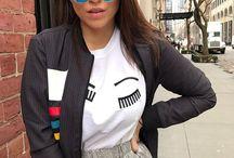 No mundo da moda / Blogger