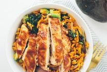 Spiralizer Recipes with Chicken / All Inspiralized recipes featuring chicken.