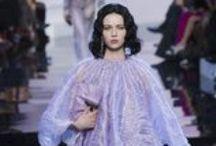 Armani Privé Haute Couture Spring Summer 2016