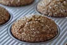 """Marvellous Muffins (& Loaves) / """"Besides, I am particularly fond of muffins.""""- Algernon Moncrieff"""