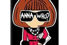 ANNA WINTOUR / The fabulous life of Anna Wintour