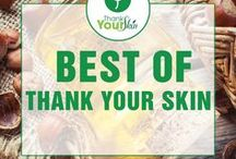 Best of Thank Your Skin / All the BEST articles of Thank Your Skin ❦ Acne remedies and Acne prone skin care ❦ Oily Skin care ❦ Dry Skin care ❦ Combination Skin care ❦ Sensitive Skin care ❦ Natural Beauty Tips and Tricks for every skin types ❦ Skin care Products Reviews ❦ DIY skin care recipes