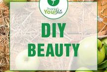 ♥ DIY Beauty ♥ / A collection of DIYs and tutorials on beauty and skincare.