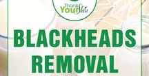 Blackheads Removal / DIY Blackheads removal on nose, How to get rid of blackheads by DIY mask recipe using baking soda, essential oils and scrubs. Tips and tricks for Blakheads removal!