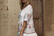 RYY | Mediterrenean Love / Ruby Yaya | Inspire by the Mediterranean Sea, find our picks for this summer. #bohodress #colours #mediterraneanmood #beachstyle