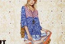 RYY | Globetrotter S17 / Ruby Yaya | Globetrotter Collection Spring Summer 2017 Blouses , Kaftans, short & long dresses in elegant & colourful printed silk.  #Boho #chic #elegant #gypsy