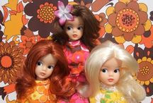 Mod dollies / Non-Barbies from the 1960s / by RomitaGirl67