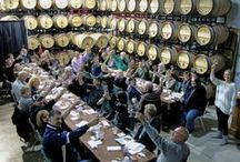 Wine Tastings / From Bicycle tours, to Trolley Buses, to Private Tasting Parties; it's always a party at CREW