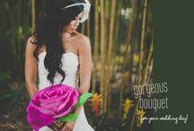 Bloemsierkunst / #bloemsierkunst #trouwen #huwelijk #bruid #inispiratie www.trouwbeursalkmaar.nl
