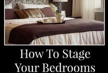 Home Staging Ideas / Tons of tips for staging your home yourself to help sell it quickly - many are DIY that don't involve spending a fortune.