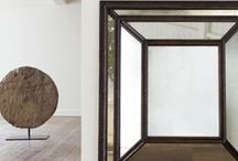Mirrors by Rose Tarlow Melrose House / Mirrors by Rose Tarlow Melrose House