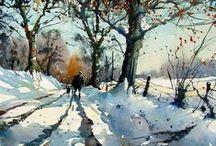 Watercolor / by Zeynep Seymen