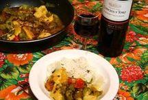 Receitas para cozinhar / um pouco de ajuda para as cozinheiras / by CHAKAL SOUSA