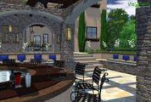 VizTerra 3D / VizTerra is fast, powerful 3D Professional Hardscaping and Landscaping design software