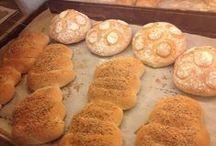 Celiachia / Prodotti artigianali da forno e no rigorosamente sani realizzati secondo le normative, gluten free.