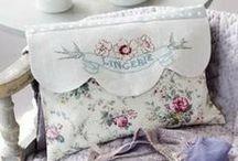 Fabric and yarn bags
