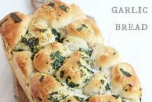 Breads, pizza dough