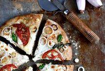Pizza and Focaccia