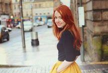 sweet redhead girls