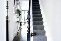 House (1911): Hallway-Entrance-Landing / 2015 projects