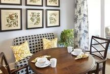 House (1911): Dining Room / Ideas for dining room layout/furniture