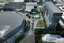 Sacramento Kings and Golden 1 Arena Area / The Sacramento Kings are always fun to read about and even more so now that they're building their brand new Golden 1 Arena. This is info about the Kings in general and their new arena in Sacramento California