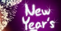 New Year's Joys / New Year's Eve ideas for fun activities for grandchildren and grandparents along with sweet ideas for our elderly parents and more.