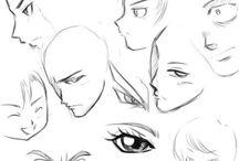 anime nasıl çizilir