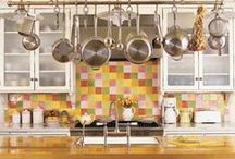 Kitchens - Home Is Where the Hearth Is