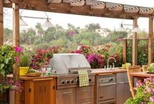 Outdoor Kitchens I Adore