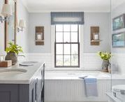 USA / Everything about american design. Timeless traditional classic interiors and modern minimalistic design. From New York brownstones to country cottages.