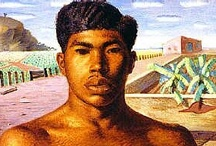 Pintores brasileiros / Peintres brésiliens