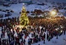 Christmas in Greenland / Greenlanders have cosy traditions and festive gatherings. The most celebrated are Christmas, New Year and the National Day on June 21st.