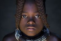 soul fruits / Photos and paintings of Black children
