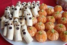 Fall/Halloween Foods