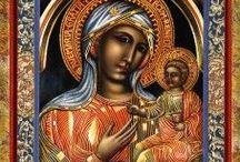 Black Madonna / The first spiritual mother
