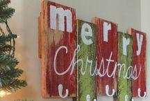 Winter Wonderland / Christmas decor and entertaining.