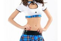 Fantasy Wear-SEXY UNIFORMS. / Sexy pilot,military,nurse and school girl uniforms for Indian women, on India 's leading online store StringsAndMe. Buy Now.