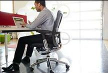 Task Seating / Design-savvy. Sustainable. Ergonomic. Comfortable.