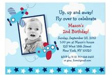 Lil Aviator Party/Baby Shower