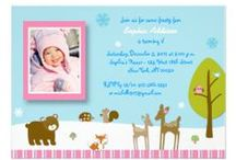 Winter Forest Party/Baby Shower