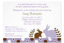 Sweet Baby Bunny Baby Shower